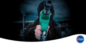 robo de gasolina