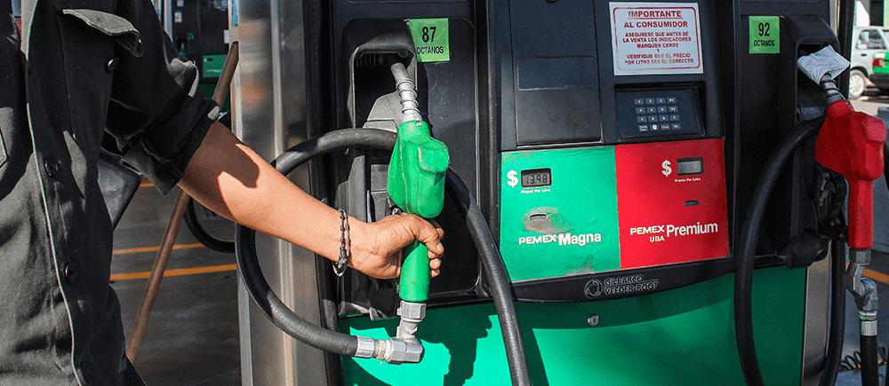 Precio del combustible para este Viernes 24 de febrero