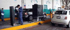 precio de la verificación vehicular
