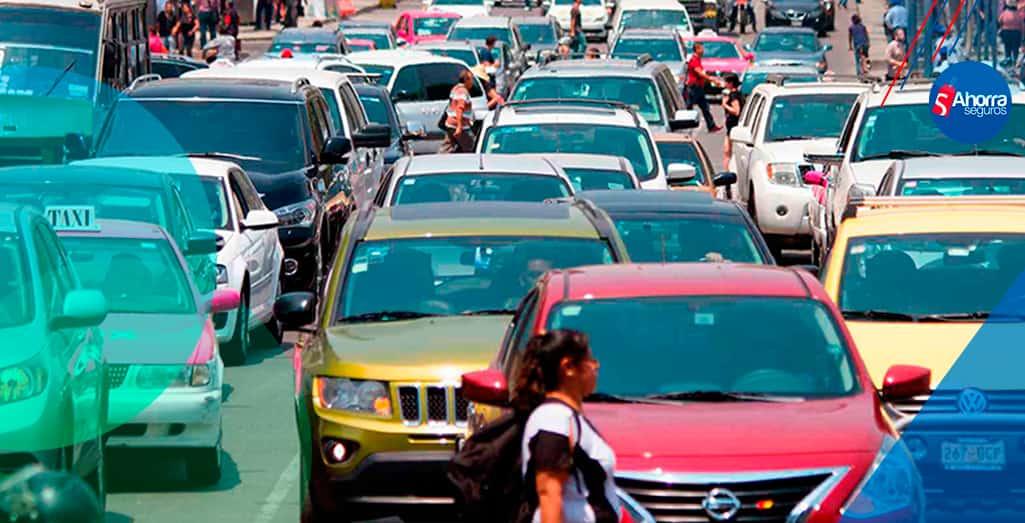la Ciudad de México (CDMX) es la ciudad con mayor tráfico en todo el mundo