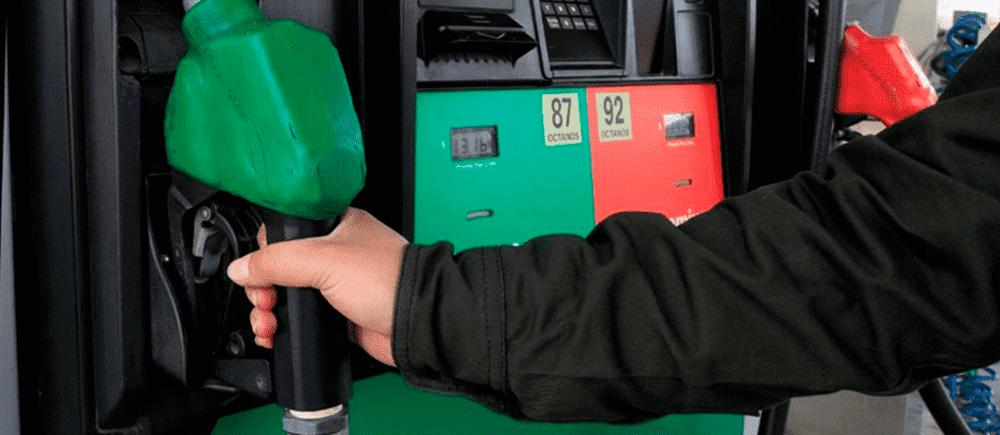 Precio de la gasolina 15 Marzo 2017