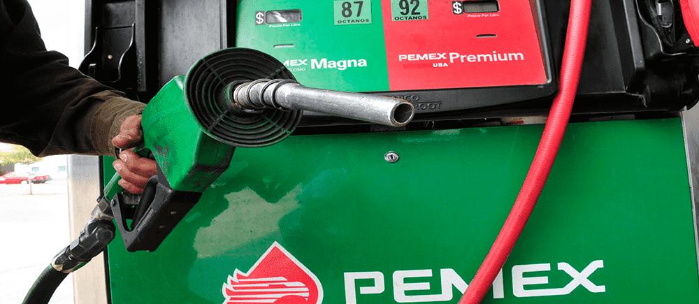 Precio de gasolinas