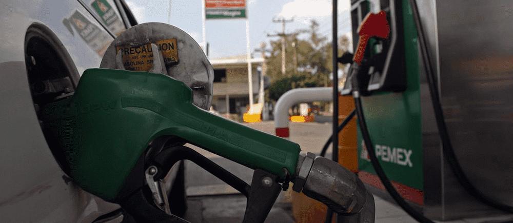 precio de las gasolinas 18 - 20 marzo 2017