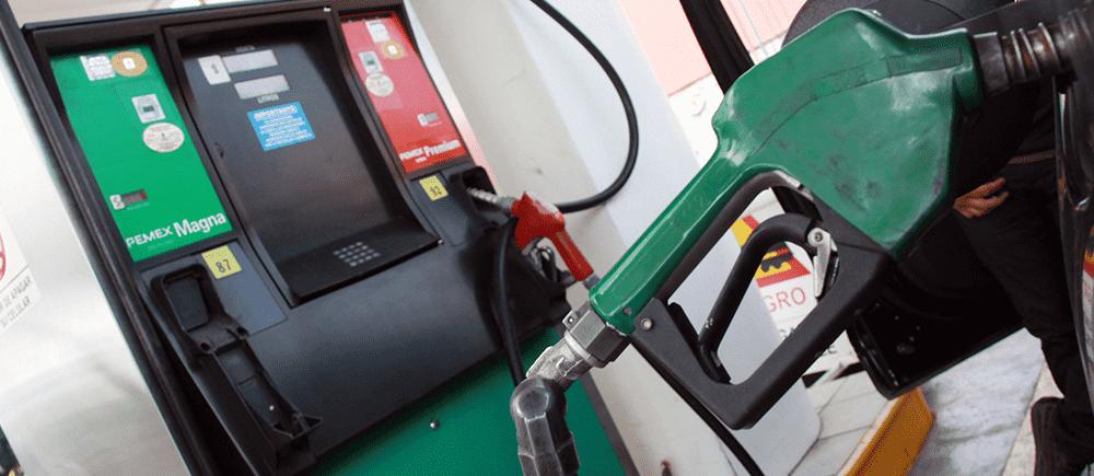 precios de la gasolina 11 abril 2017