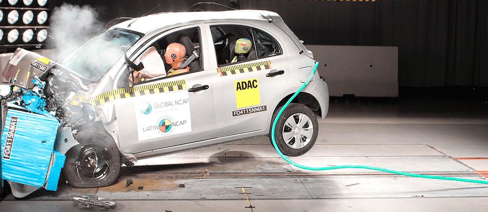 autos más seguros que se venden en México.