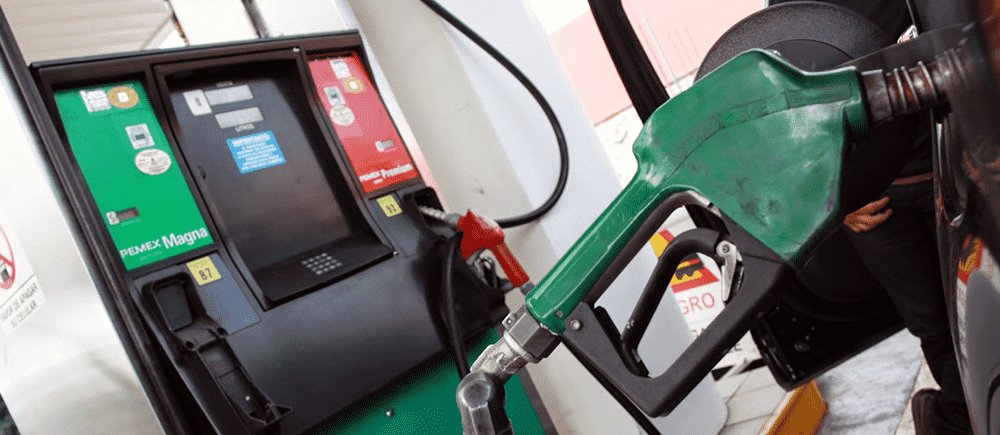 precios de la gasolina 04/04/17