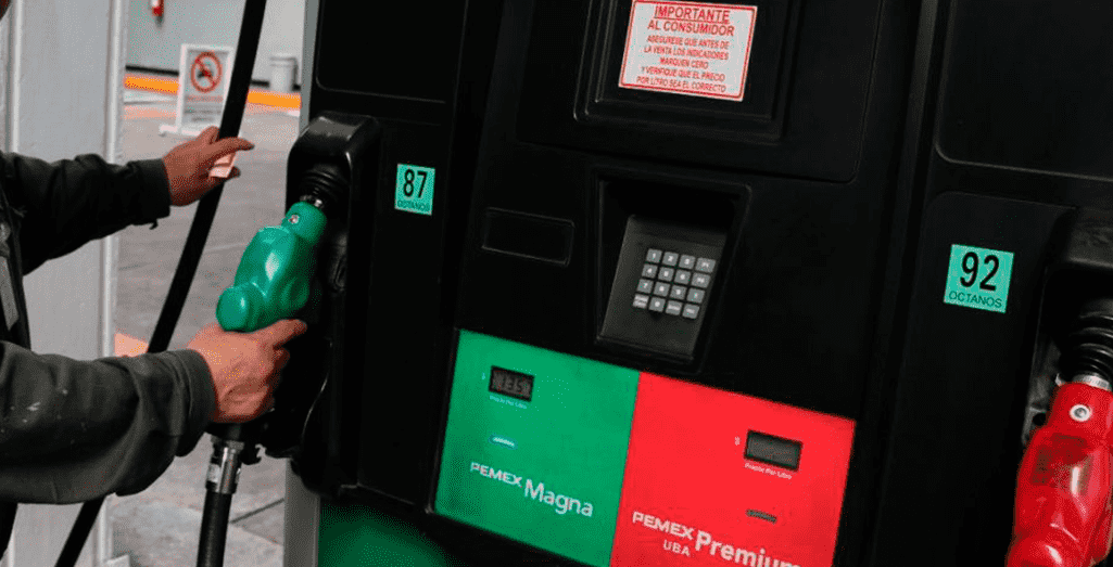 Precios de la gasolina