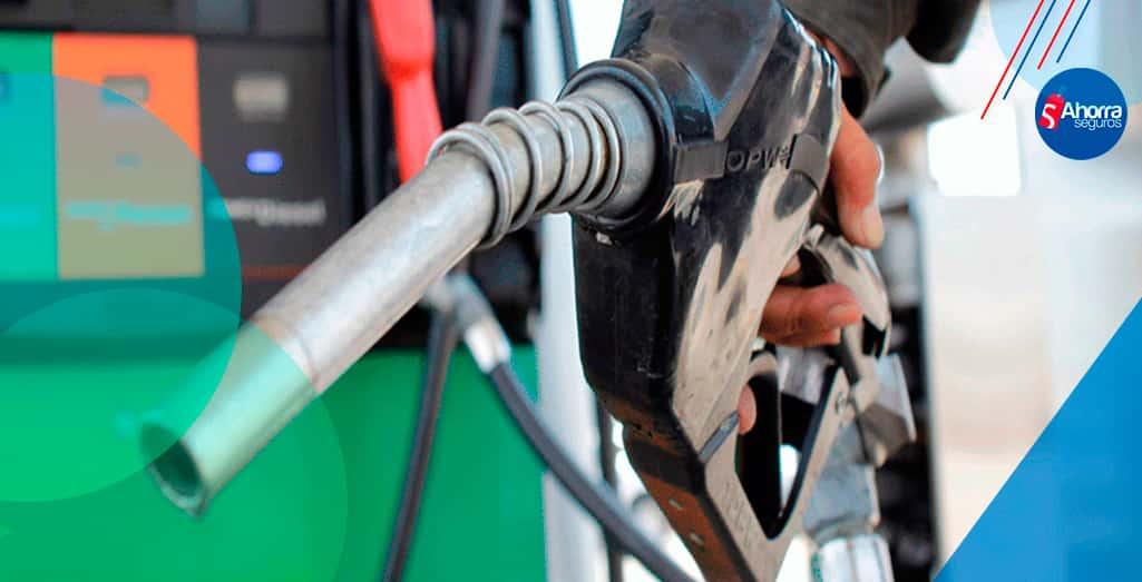 Precios de las gasolinas 27 abril