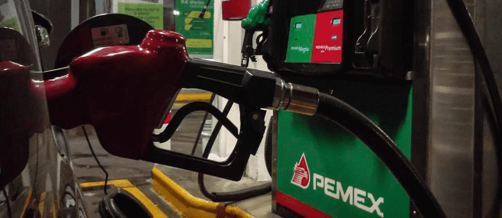 precios de las gasolinas 08 Abril 2017