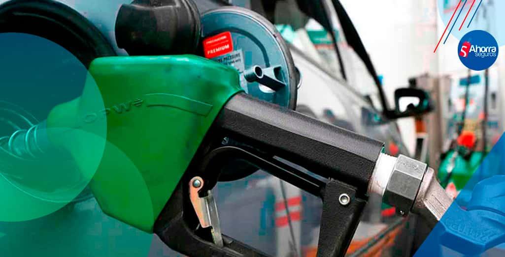 precio del combustible 12 abril