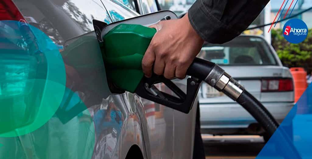 precios de la gasolina Magna y Premium