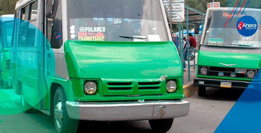 tarifa del transporte público de la CDMX