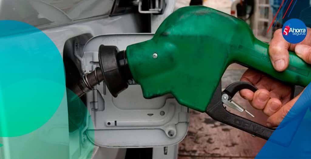 precios de la gasolina Magna, Premium y el Diésel