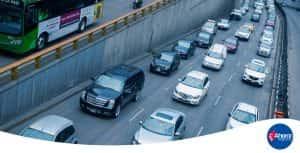 Avenidas con más accidentes