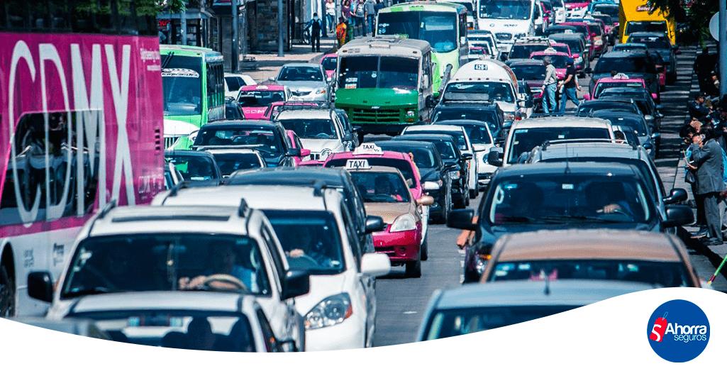 A partir del 1 de Enero del 2018 los capitalinos comenzarán a pagar 5.48% por ciento más por trámites vehiculares y servicios relacionados.