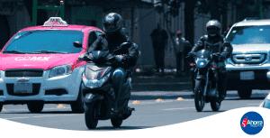 Motos más robadas