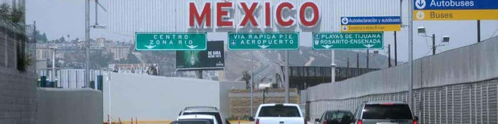¿Qué es el Seguro de auto fronterizo?