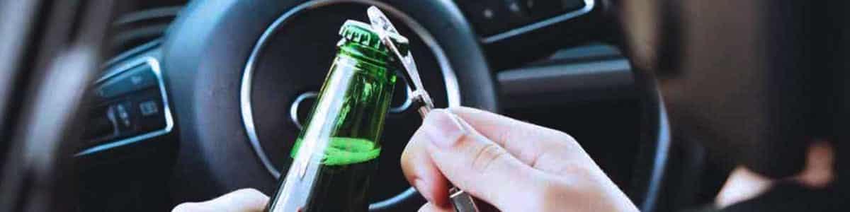 ¿El Seguro de Auto cubre un accidente en caso de ebriedad?
