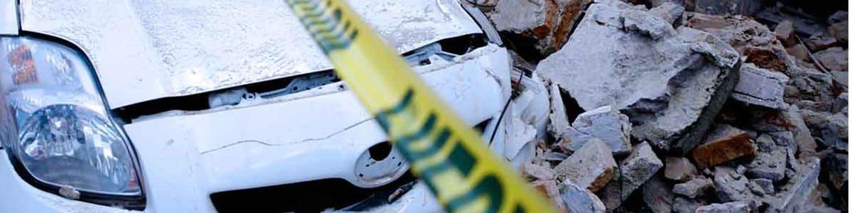 ¿El Seguro de auto cubre daños por sismo?