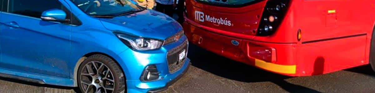 Metrobus tiene seguro