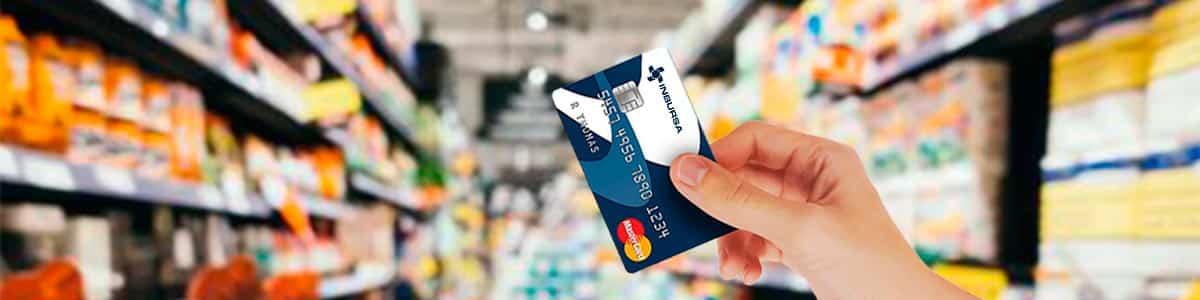 Tarjeta de Crédito Inbursa Walmart